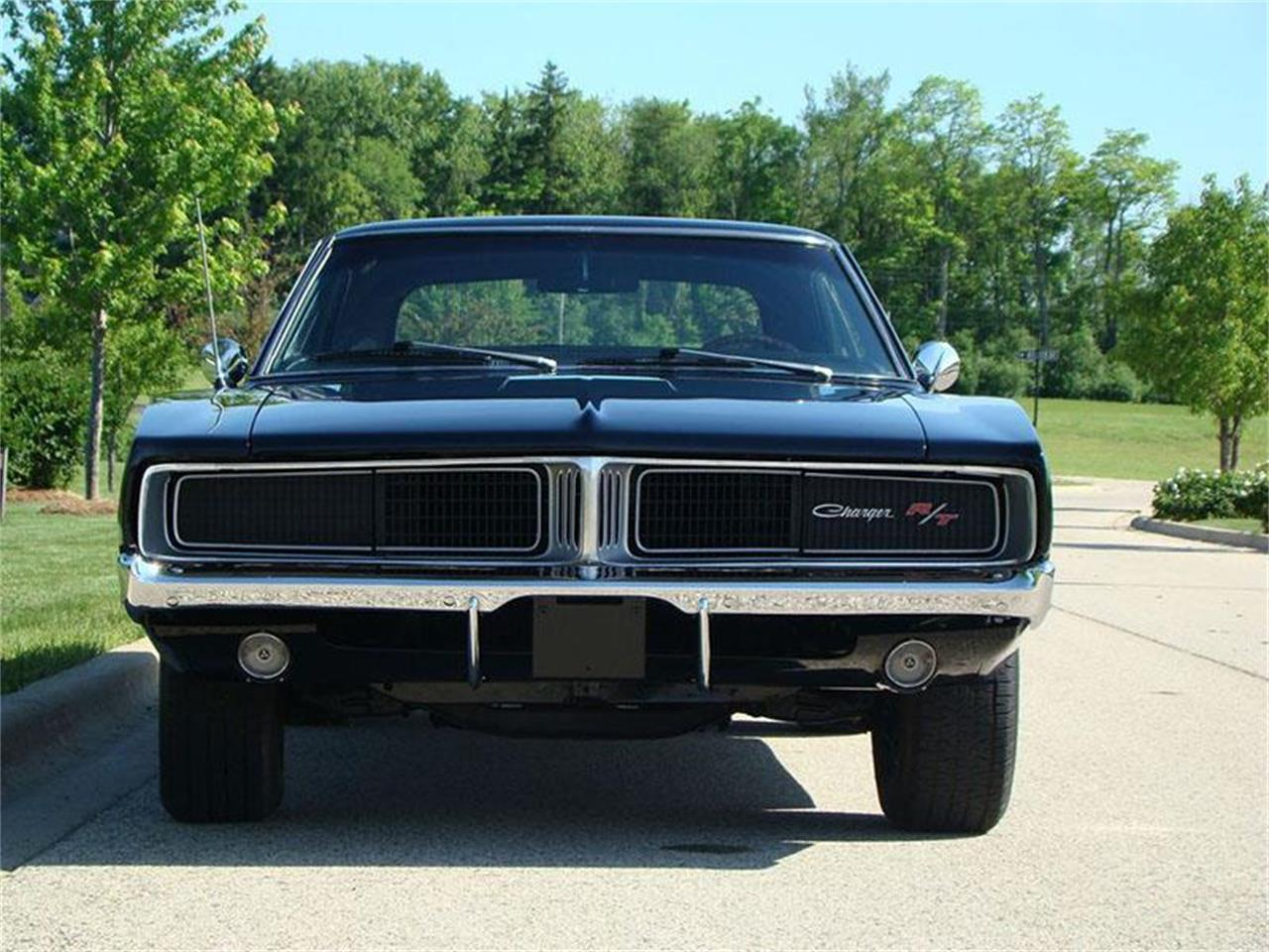 Large Picture of '69 Charger - NVXE