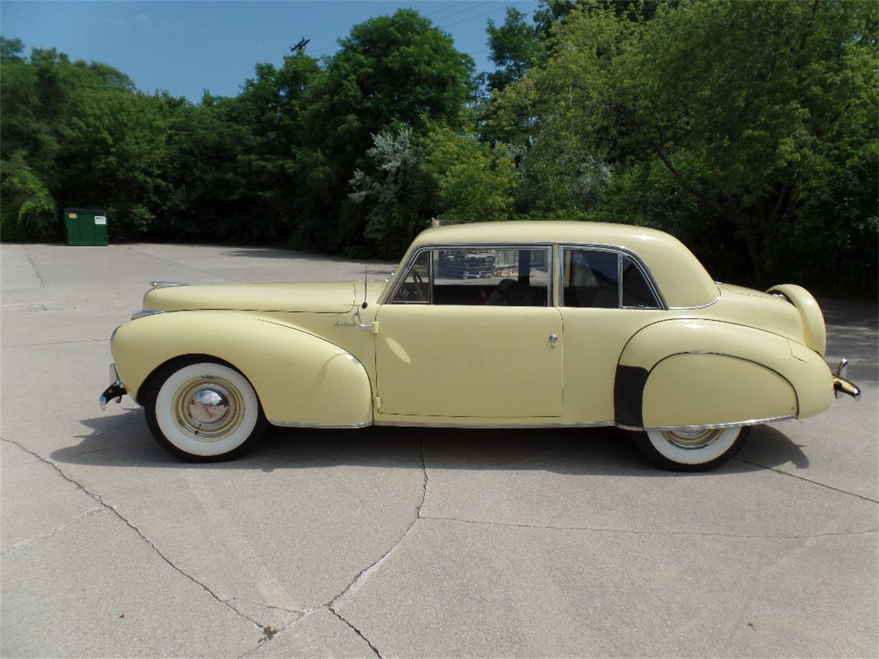 Large Picture of '41 Lincoln Continental located in Michigan - $39,900.00 - NSTR