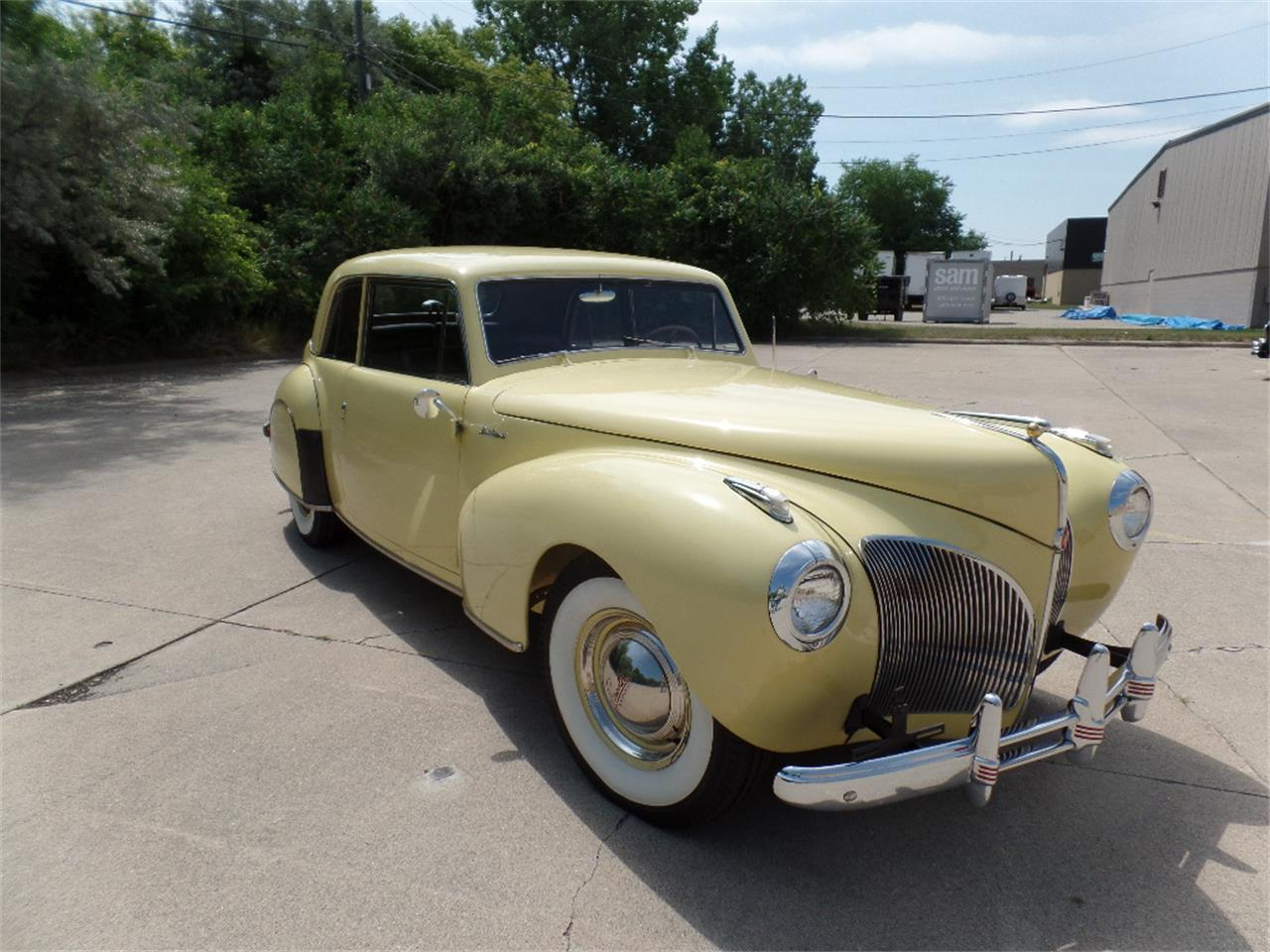 Large Picture of Classic '41 Continental Offered by Dream Cruise Classics - NSTR
