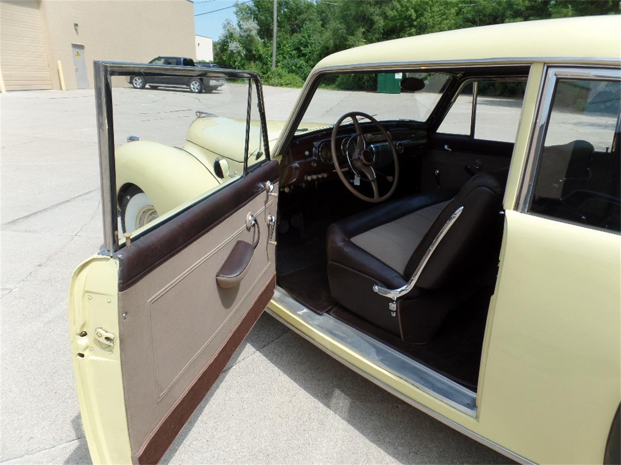 Large Picture of Classic '41 Lincoln Continental Offered by Dream Cruise Classics - NSTR