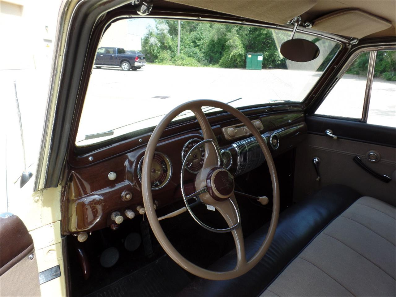 Large Picture of Classic 1941 Lincoln Continental located in Michigan - $39,900.00 - NSTR