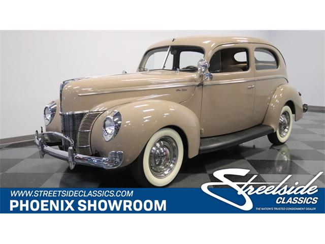 Picture of Classic 1940 Ford Tudor located in Mesa Arizona - $34,995.00 Offered by  - NVXN