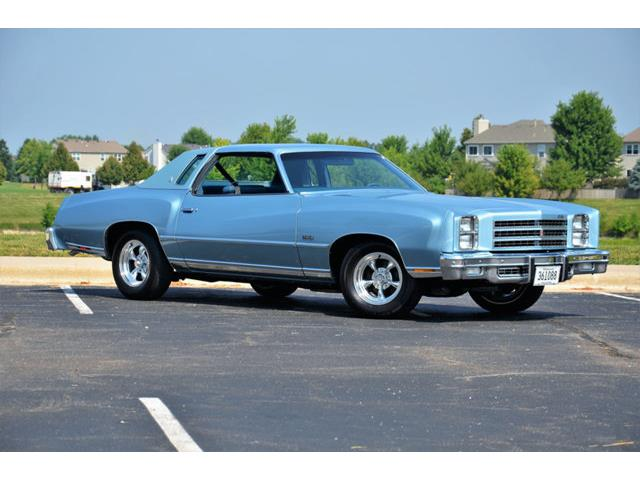 Picture of '76 Monte Carlo - NVY9