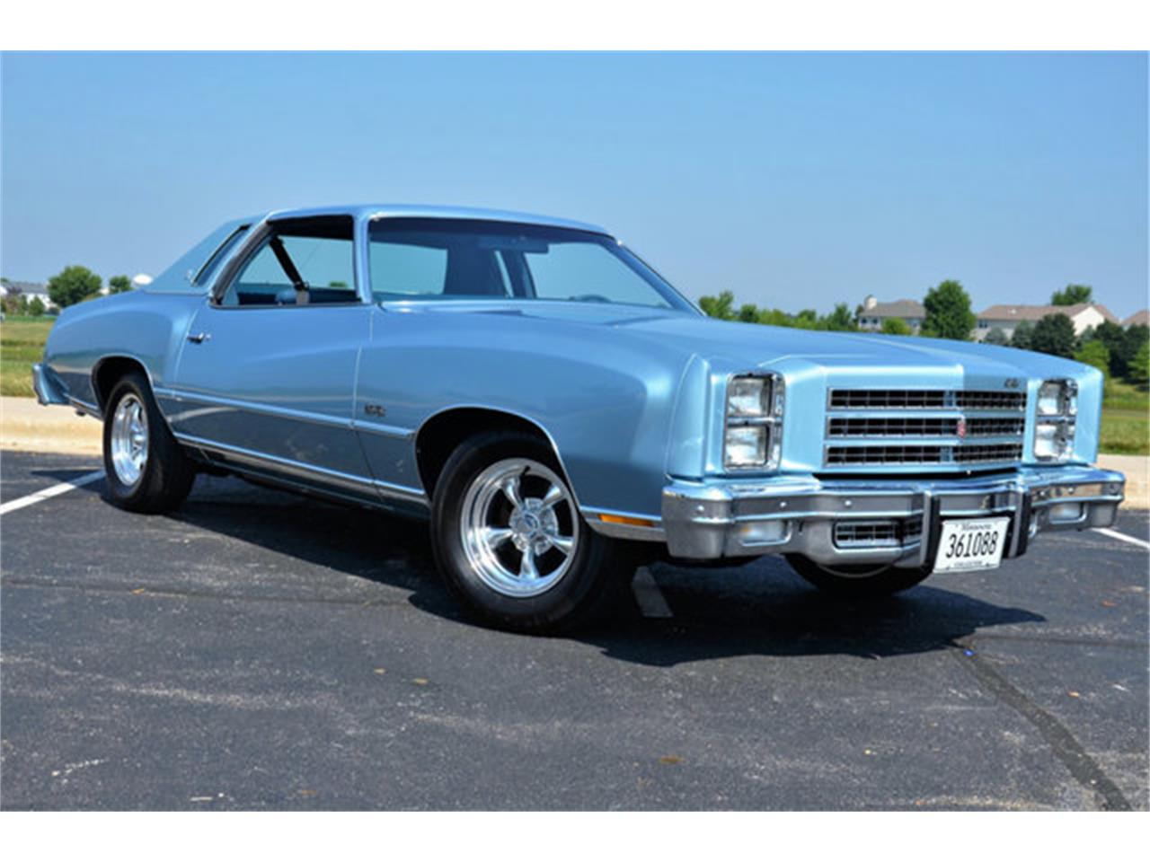 Large Picture of '76 Monte Carlo - NVY9