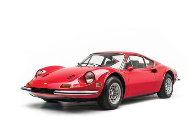 Picture of Classic '72 Ferrari 246 GT Auction Vehicle - NVYS