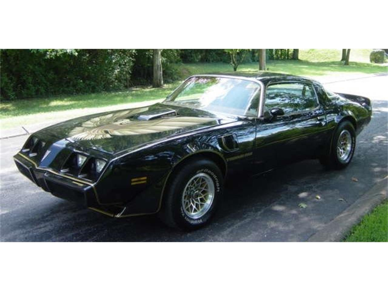 Large Picture of 1979 Firebird Trans Am located in Tennessee - $16,900.00 Offered by Maple Motors - NVYT