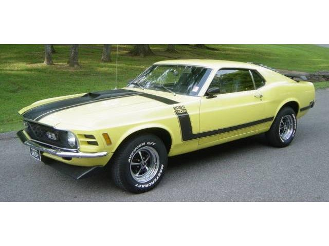 Picture of '70 Mustang - NVZ2