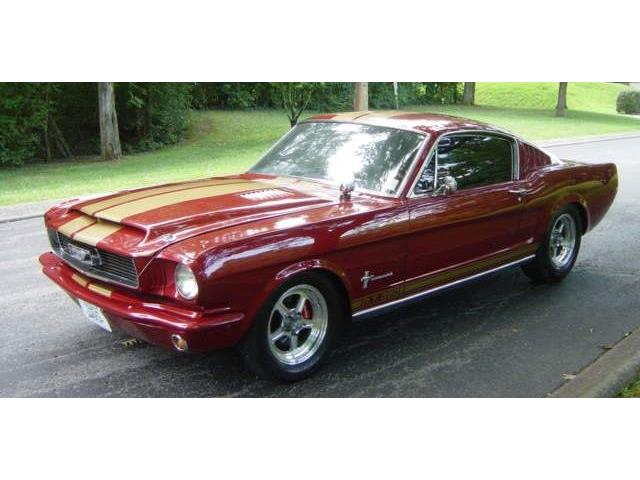 Picture of '66 Ford Mustang - $27,900.00 Offered by  - NVZ6
