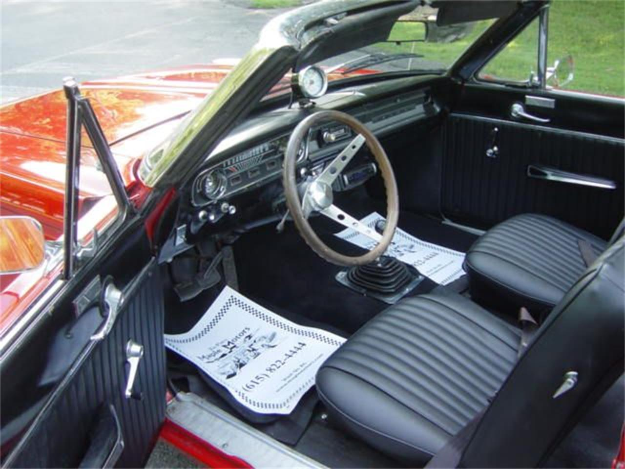 Large Picture of '65 Falcon - NVZC