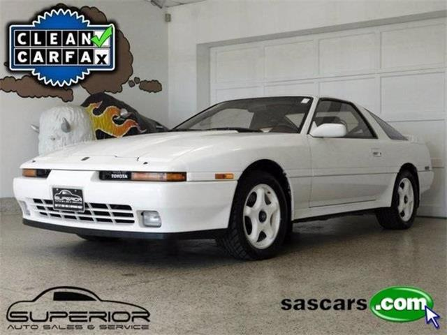 Picture of '90 Supra - NSU1