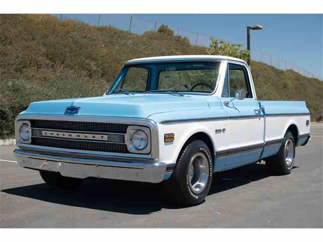 Picture of '69 C10 - NSU3