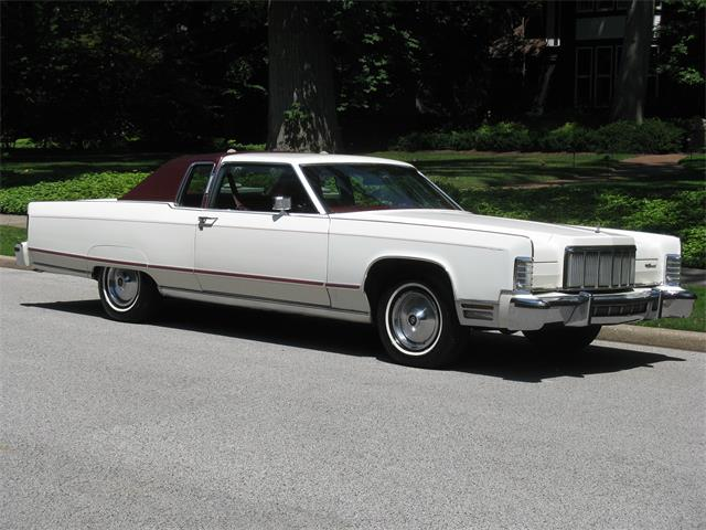 Picture of '76 Continental - NW0Y