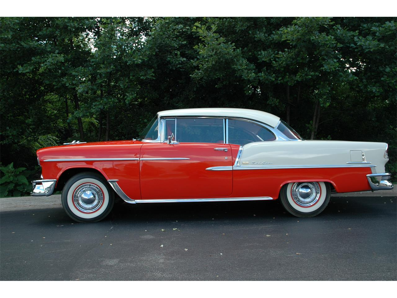 Large Picture of '55 Bel Air - NW27