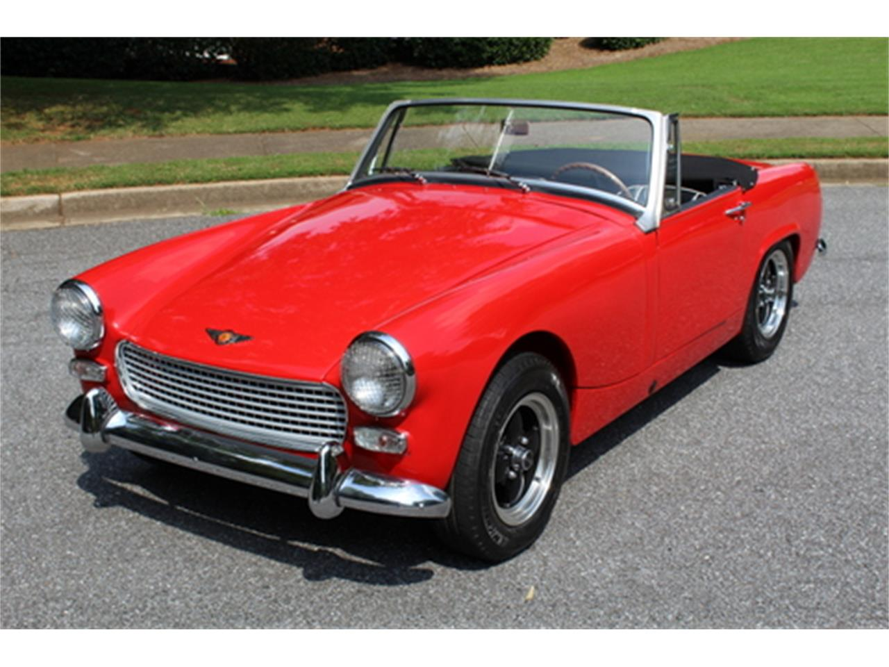 1966 Austin Healey Sprite For Sale Cc 1114647 Roswell Wiring Diagram Large Picture Of 66 Nw2f