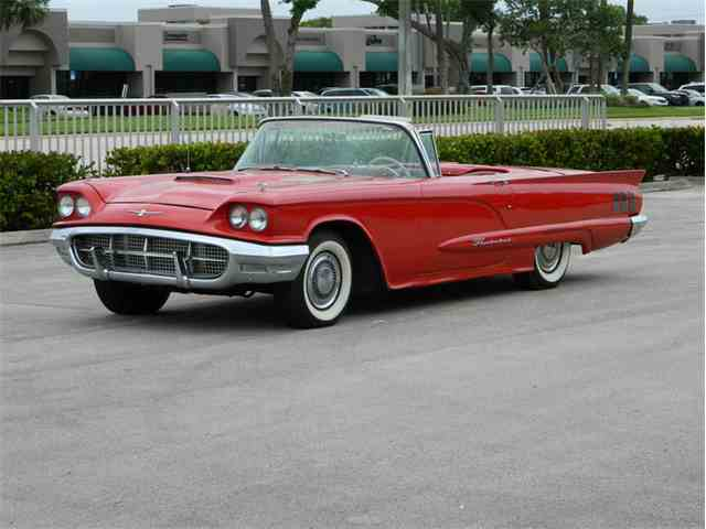 Picture of '60 Thunderbird - NSUA