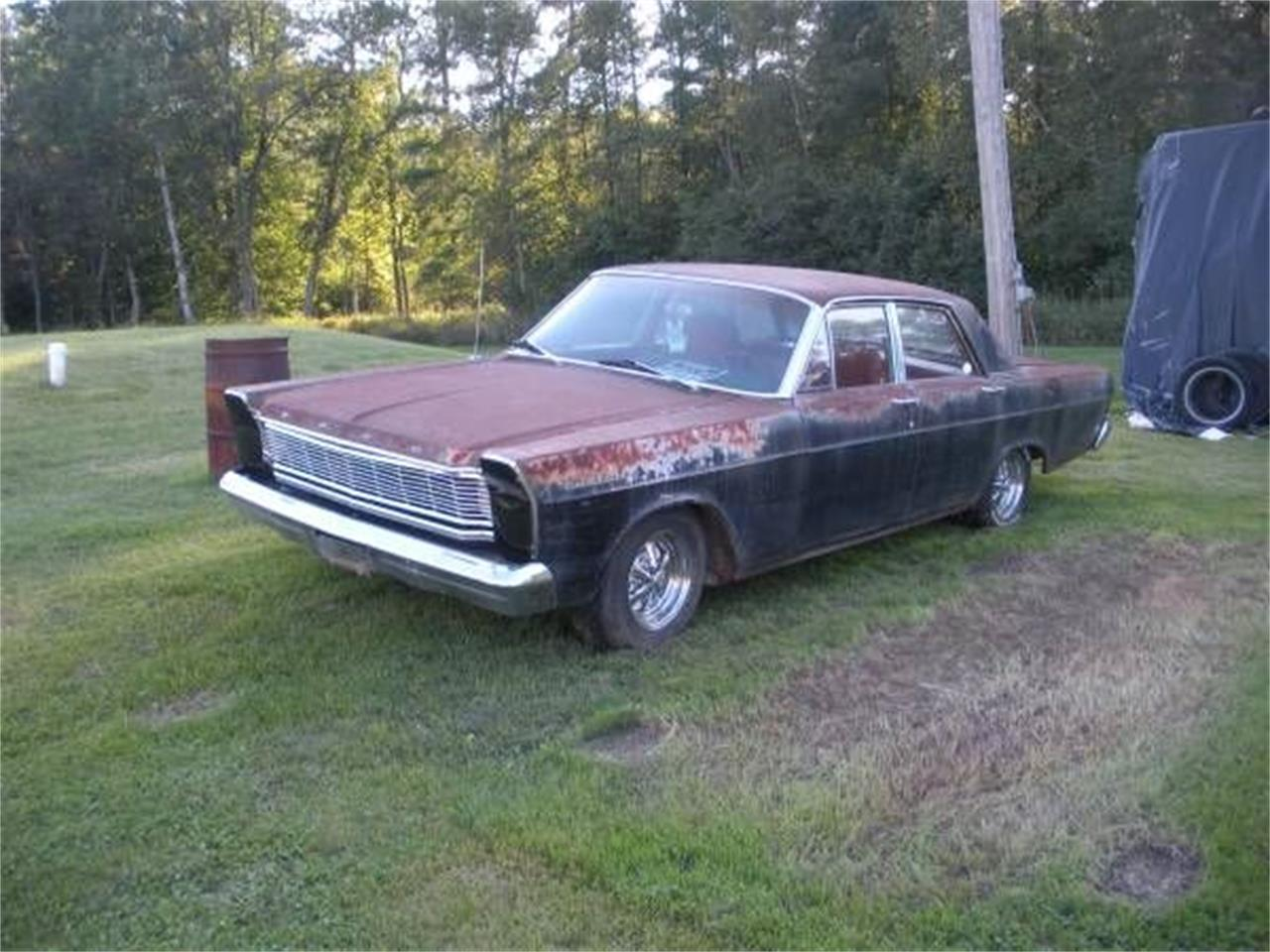Large Picture of Classic '65 Ford Custom - $5,995.00 - NW4L