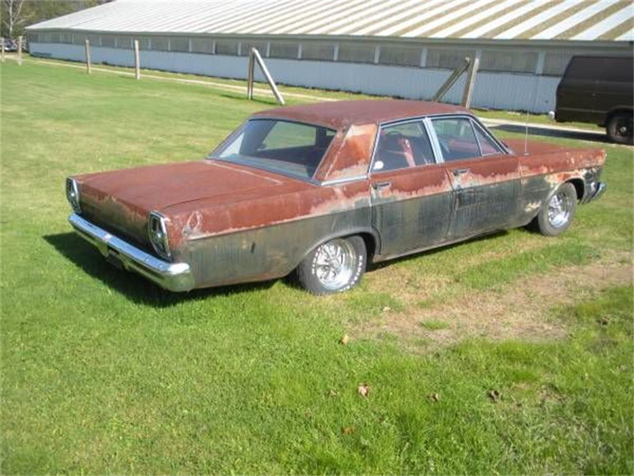 Large Picture of '65 Ford Custom located in Michigan Offered by Classic Car Deals - NW4L