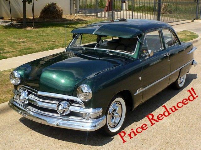 Picture of Classic '51 Ford Custom located in Arlington Texas - $16,900.00 - NSUJ