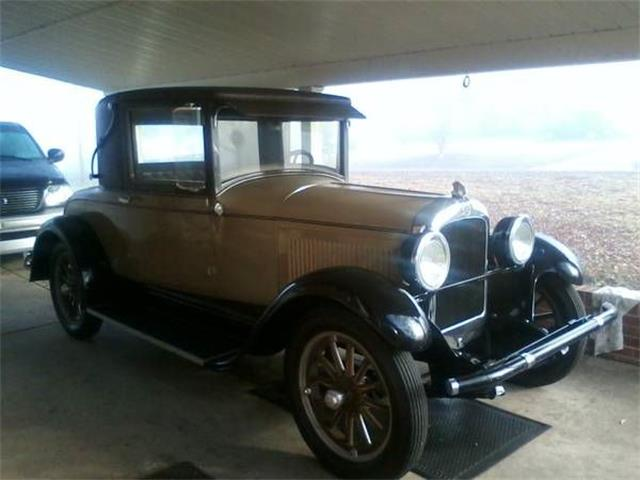 Picture of Classic '27 Pontiac Coupe located in Cadillac Michigan - NW61