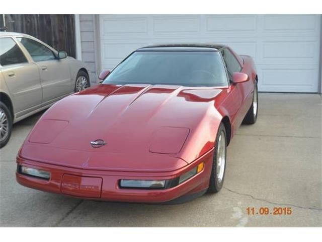 Picture of '95 Corvette located in Cadillac Michigan Offered by  - NW6S