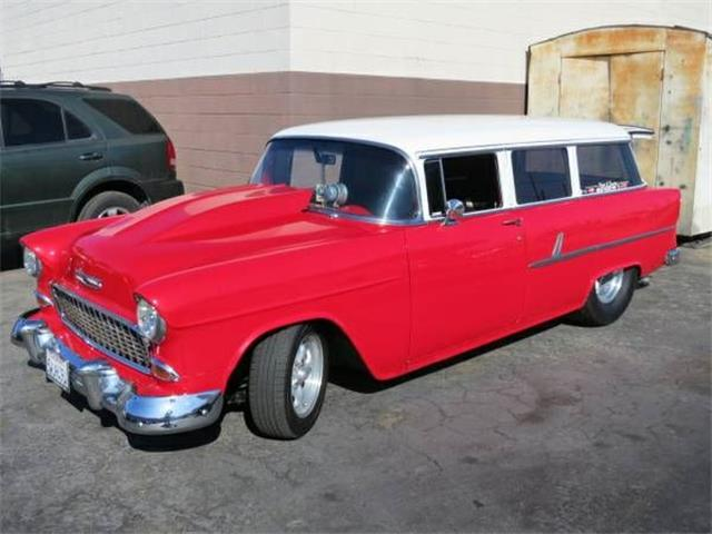 Picture of '55 Station Wagon - NW7A