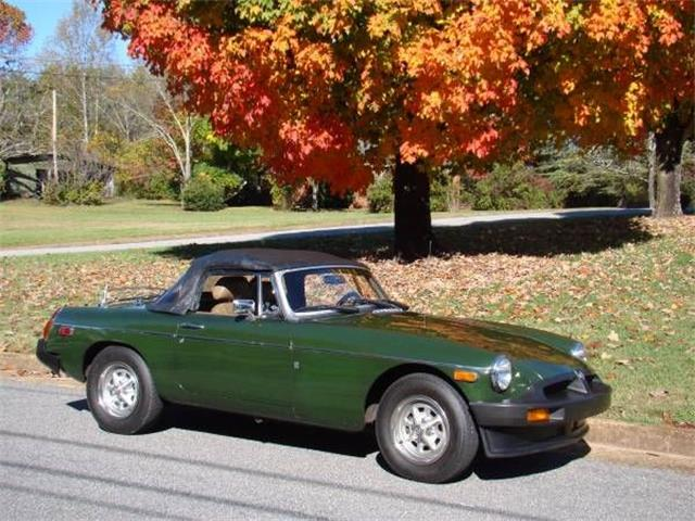 Picture of '78 MGB - NW84