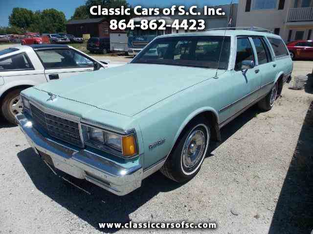 Picture of '83 Caprice Classic - NSUV