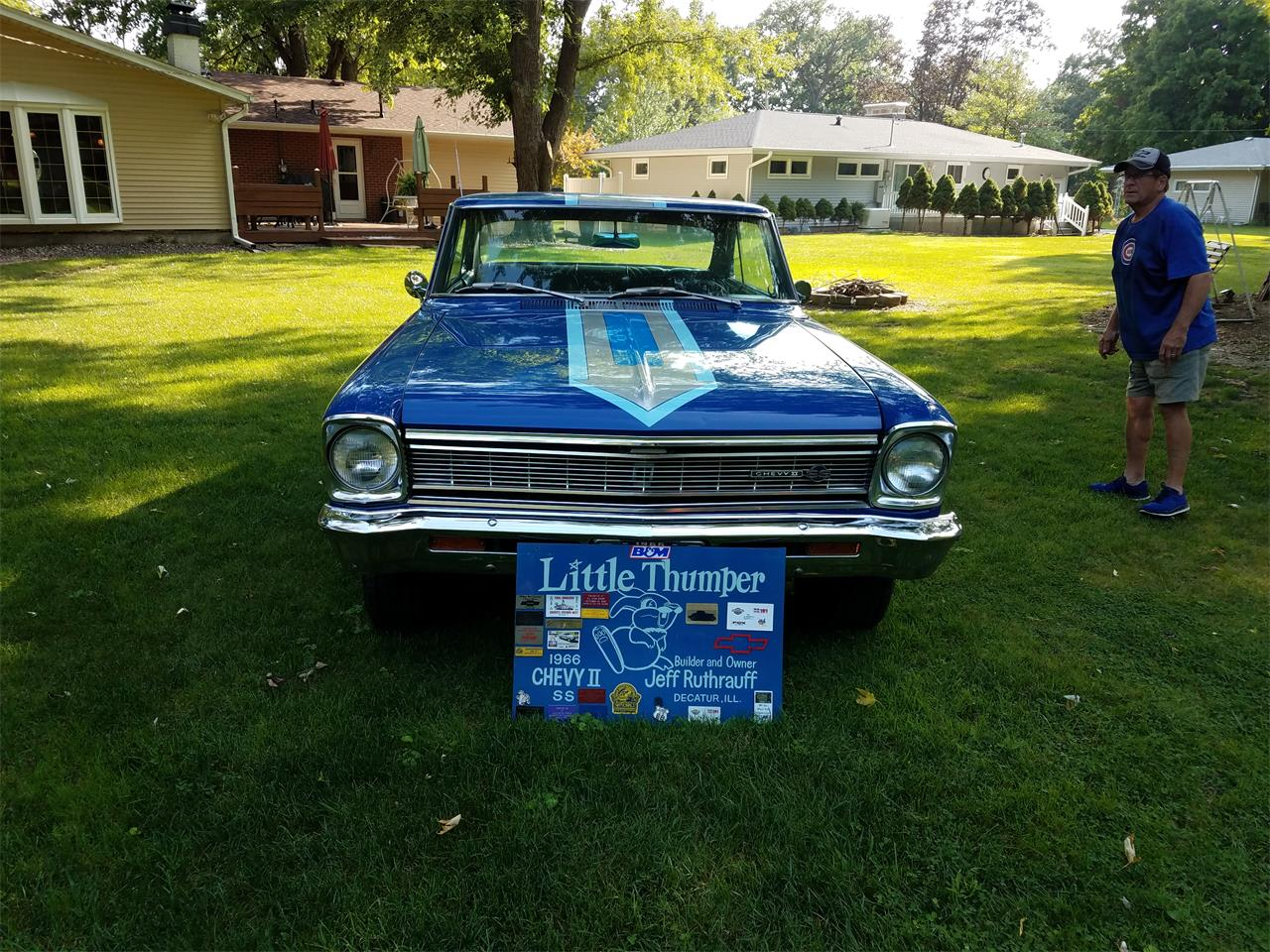 Large Picture of '66 Chevy II - NW8P