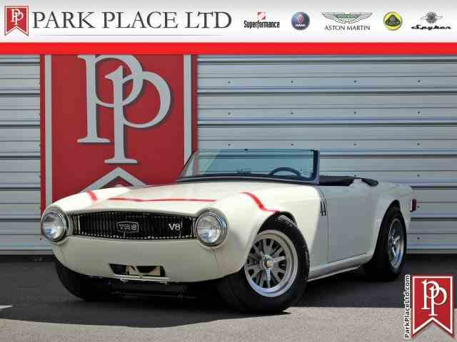 Picture of '70 TR6 - NSUW