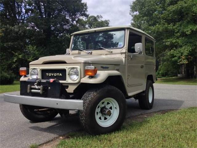 Picture of '79 Land Cruiser FJ - NW92