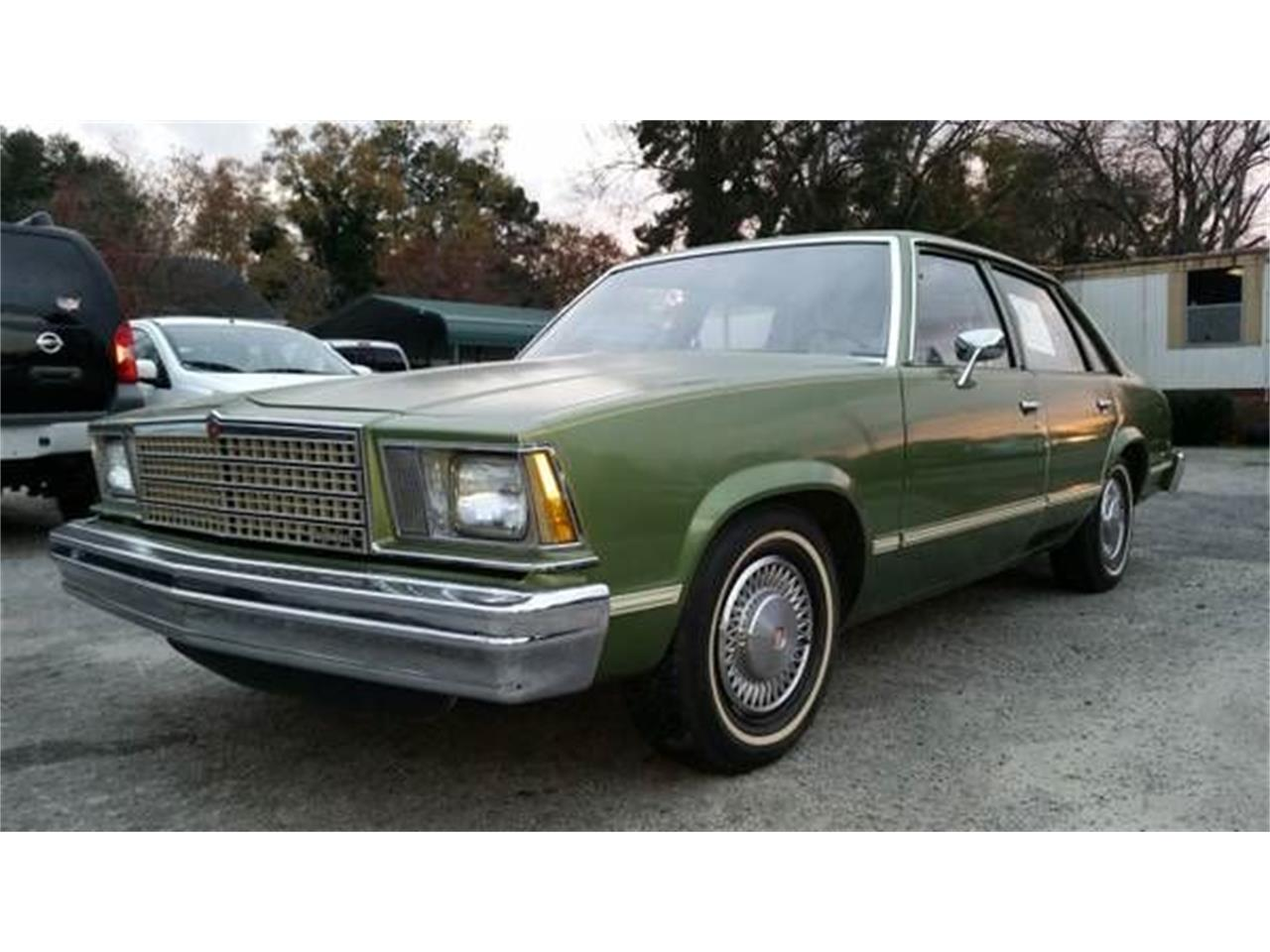 Totaled Cars For Sale >> 1979 Chevrolet Malibu for Sale | ClassicCars.com | CC-1114913