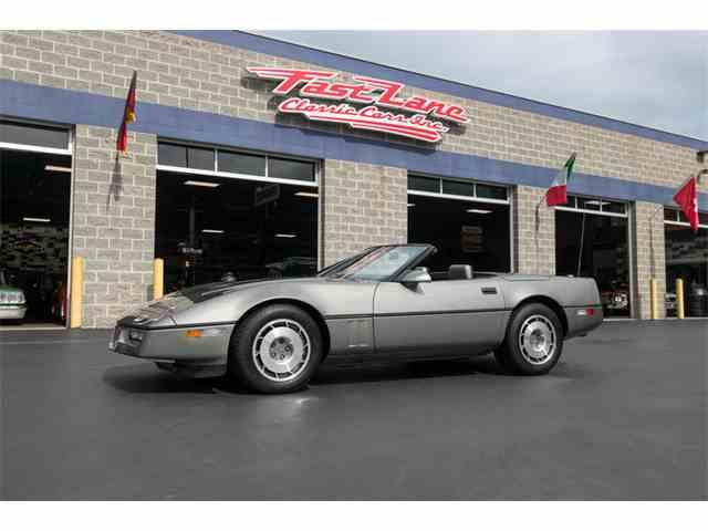 Picture of '87 Corvette - NSV3