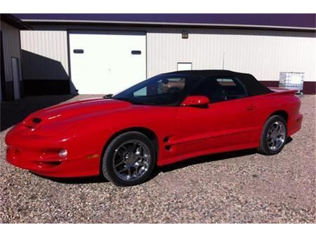 Picture of '00 Firebird Trans Am - NWBV
