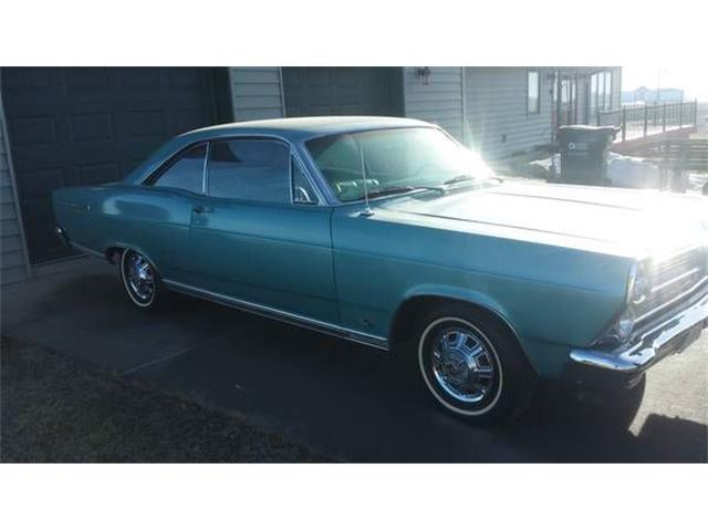 Picture of '66 Fairlane - NWBZ