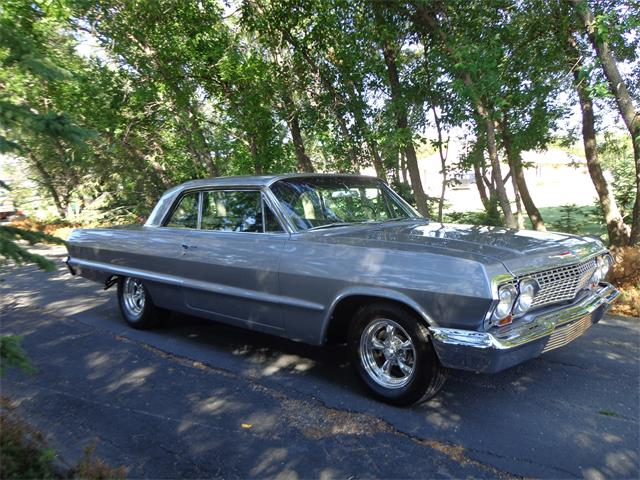 Picture of 1963 Chevrolet Impala SS located in st. andrews Manitoba - $40,000.00 - NSIQ