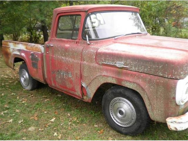 Picture of '59 F100 - NWCK