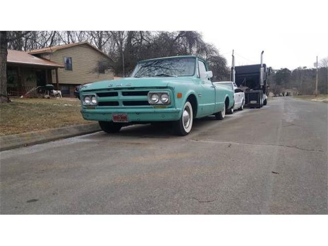 Picture of Classic 1968 GMC C/K 10 - $10,995.00 Offered by  - NWE5