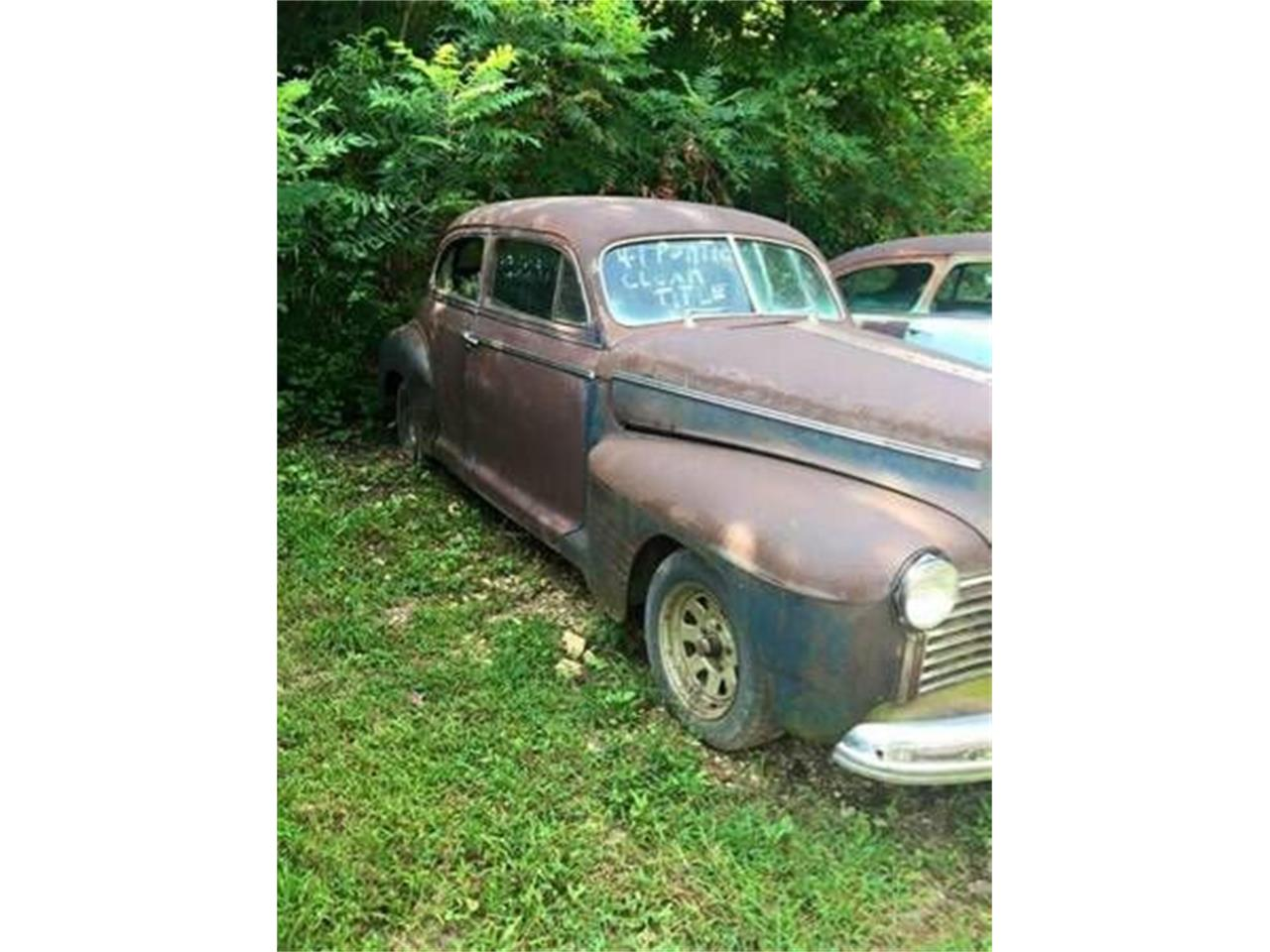 1941 Pontiac Silver Streak For Sale Cc 1115089 Large Picture Of 41 Nwep