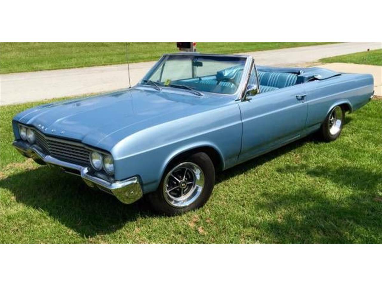 For Sale: 1965 Buick Skylark in Cadillac, Michigan