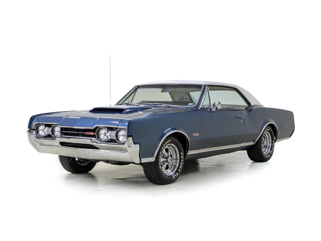 For Sale: 1967 Oldsmobile Cutlass in Concord, North Carolina