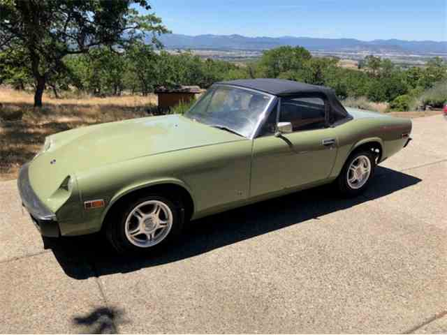 Picture of '73 Convertible - NSVN