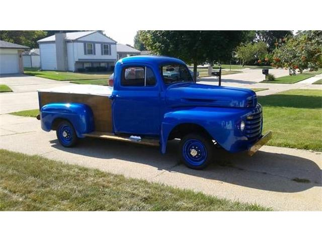 Picture of '48 F3 located in Cadillac Michigan - $18,995.00 - NWGS