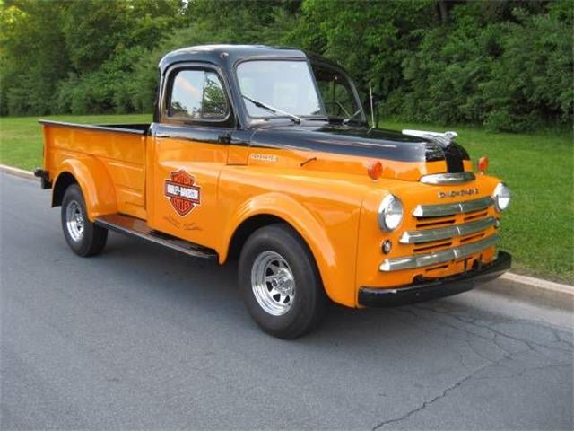 Picture of Classic '49 1/2-Ton Pickup located in Cadillac Michigan - $23,995.00 Offered by  - NWHQ