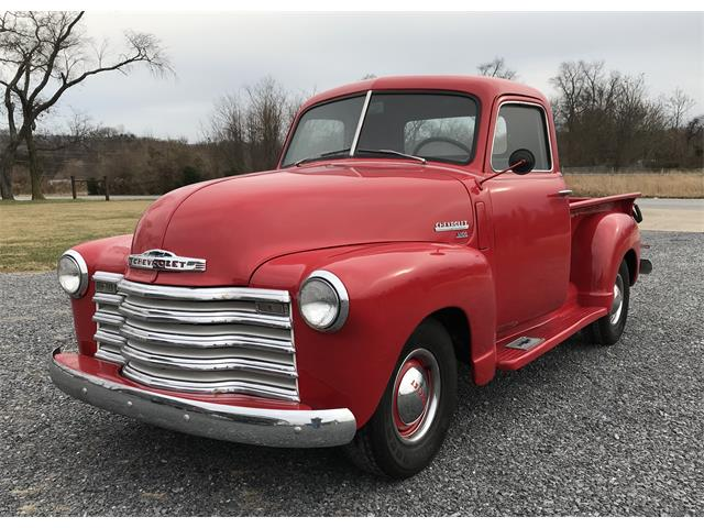 Picture of '50 Chevrolet 3100 - $28,500.00 - NSIS