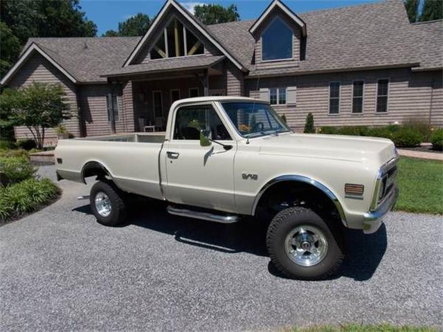 Picture of Classic 1969 K-10 - NWJE
