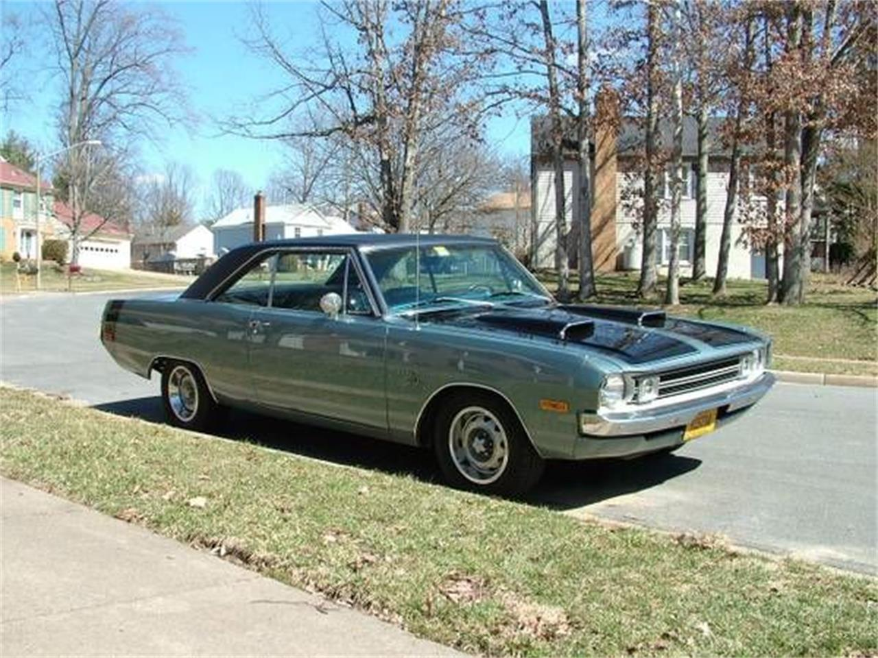Large Picture of 1972 Dodge Dart located in Cadillac Michigan Offered by Classic Car Deals - NWJS