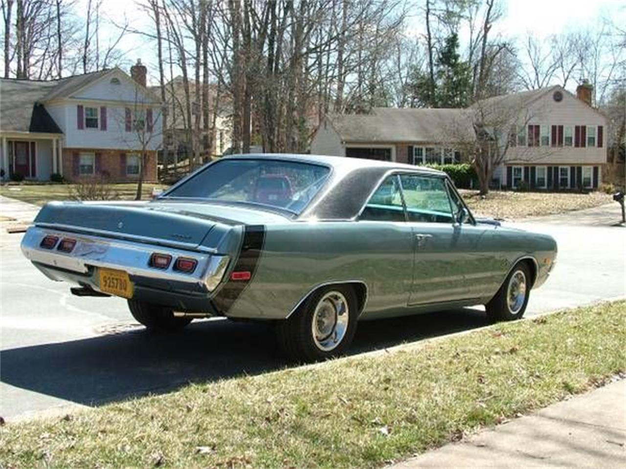 Large Picture of Classic 1972 Dart - NWJS