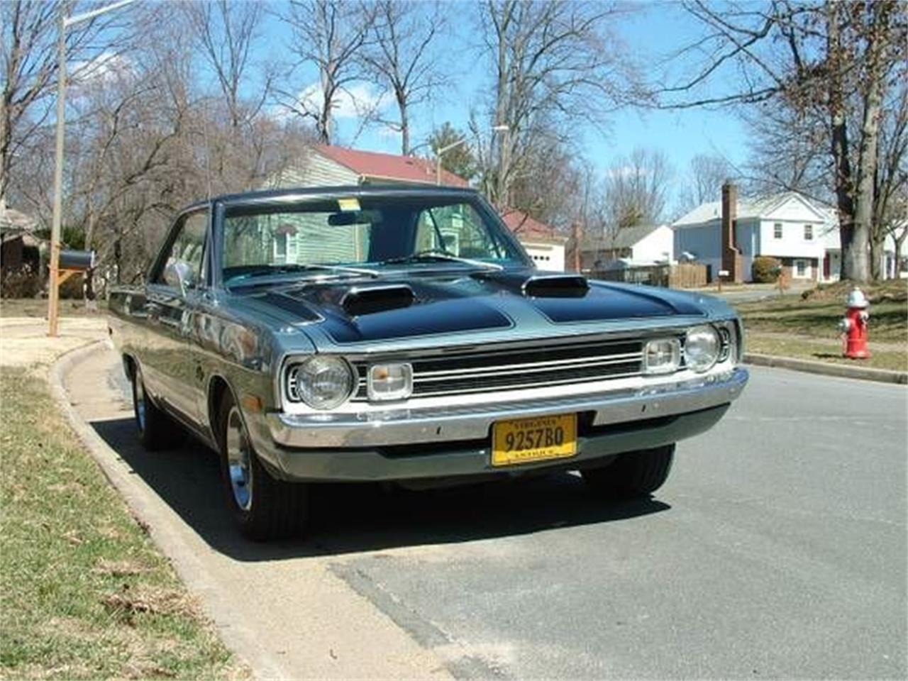 Large Picture of '72 Dodge Dart located in Cadillac Michigan - $22,495.00 Offered by Classic Car Deals - NWJS