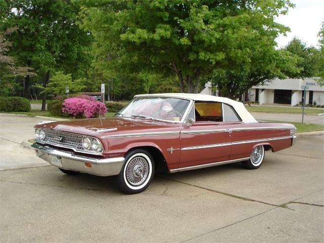 1963 Ford Galaxie 500 For Sale On Classiccars Com