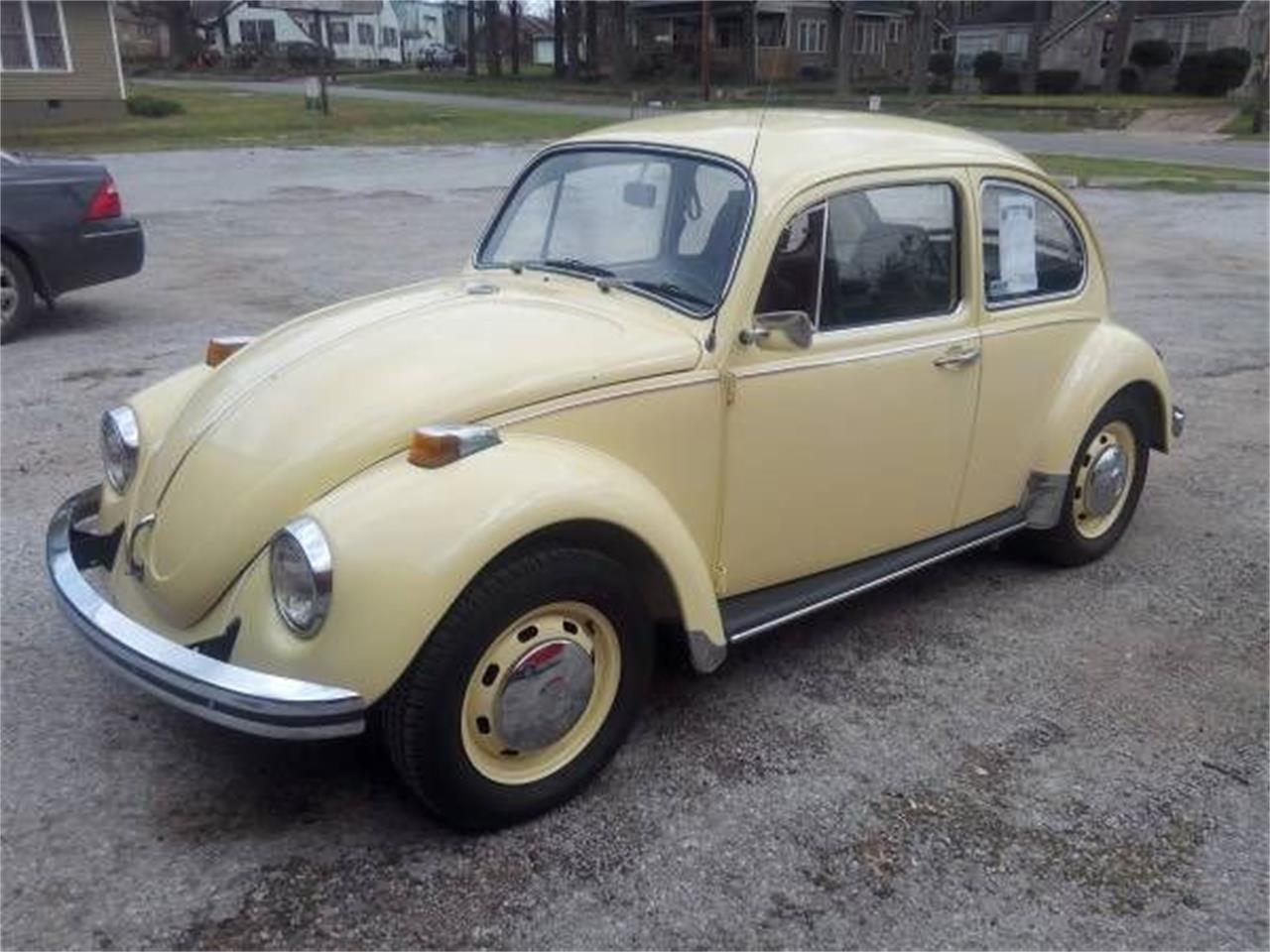 1970 Volkswagen Beetle For Sale Classiccars Com Cc 1115304